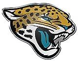 NFL Jacksonville Jaguars Die Cut Color Automobile Emblem