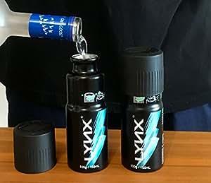 Multi-Flasking's Bev-Can Secret Body Spray Flask