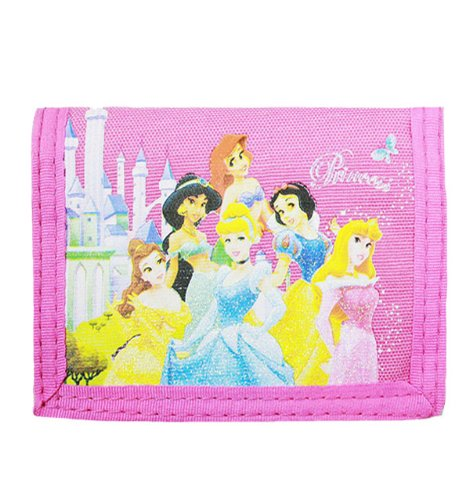 Princess Trifold Wallet, Bags Central