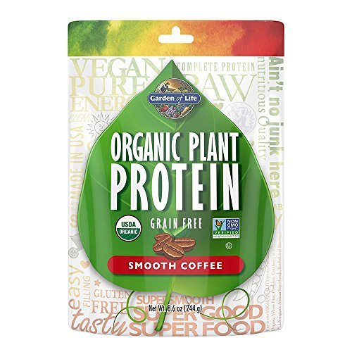 Garden Life Organic Protein Powder