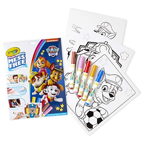 Crayola Paw Patrol Color