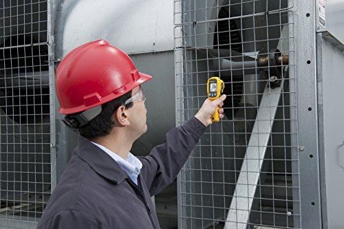 Fluke 62 MAX IR Thermometer, Non Contact, -20 to +932 Degree F Range by Fluke (Image #4)