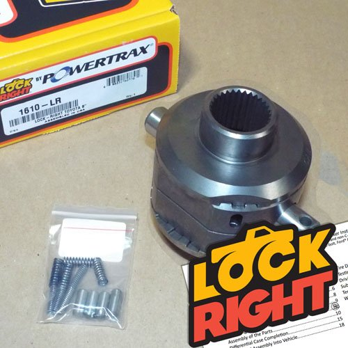 Powertrax 1610-LR Lock-Right (Toyota 8