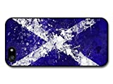 AMAF %A9 Accessories Scottish Flag Splash Scotland case for iPhone 5 5S