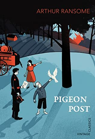 book cover of Pigeon Post
