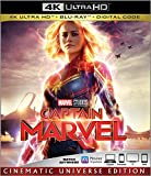 Marvel Studios' Captain Marvel [Blu-ray]
