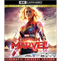 Marvel Studios' Captain Marvel [Blu-ray]