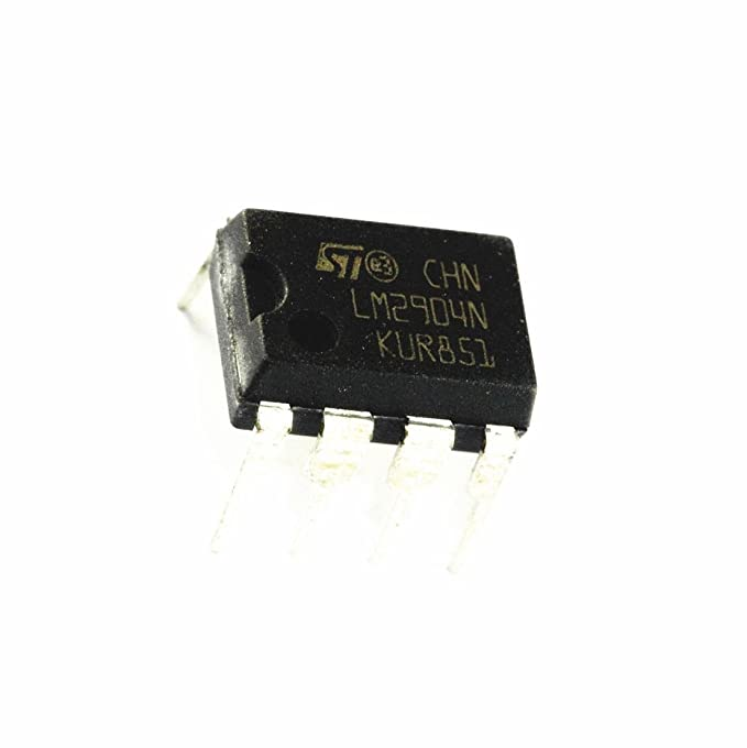 5PCS LM2904N LM2904 Large Gain Low Power Dual Op Amp IC