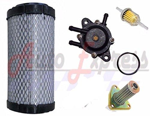 ezgo txt oil filter - 9