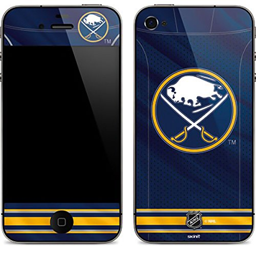 Image Unavailable. Image not available for. Color  Skinit Buffalo Sabres  Home Jersey iPhone ... d5f085f81