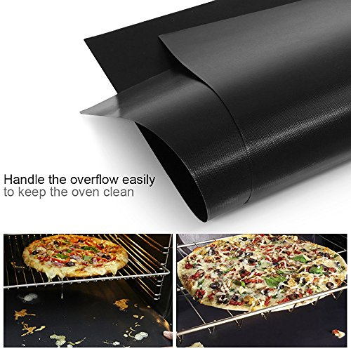 2-Piece-of-1575x-13-BBQ-Grill-Mat-Nonstick-Reusable-and-Dishwasher-Safe