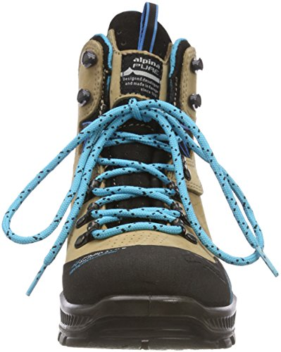 Scarpe 2 Trekking Da Donne braun Marrone Grattacielo Alpina 680406 Sw5T8xtqBx