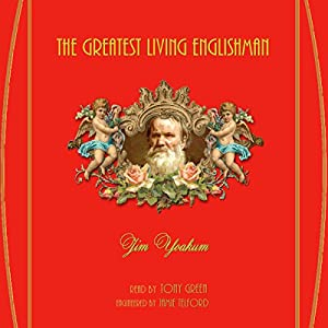 The Greatest Living Englishman Audiobook