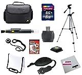 Digital SLR Camera 8gb Super Starter Kit for Canon, Nikon, Sony, Samsung, Pentax and Panasonic Cameras
