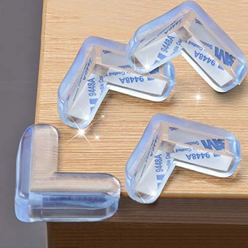 Premium Eckenschutz und Kantenschutz Geruchsneutral Eckschutz Kantenschutz f/ür Babys Kinder Tisch und M/öbel-Ecken Sto/ßschutz Schutzecken