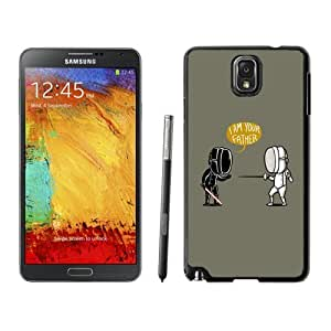 Custom and Personalized Cell Phone Case Design with Fencing Star Wars Galaxy NOTE 3 N900P Wallpaper