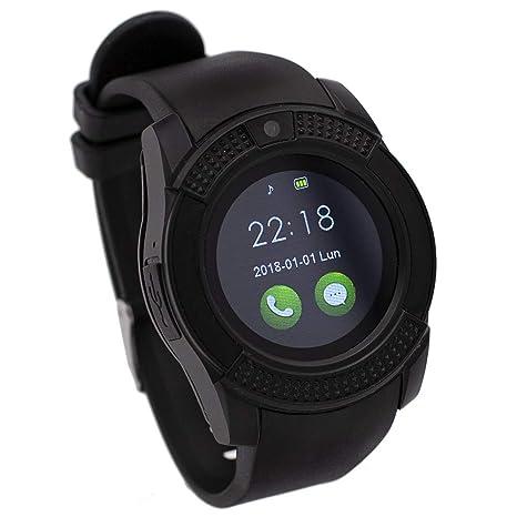 Reloj Inteligente Compatible con Samsung Galaxy A7 (2018 ...