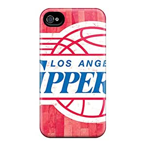 High Quality Mobile Covers For Iphone 4/4s With Allow Personal Design Fashion Los Angeles Clippers Skin JasonPelletier