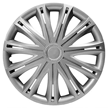CITROEN BERLINGO VAN (08+) PREMIUM SPARK WHEEL TRIM HUB CAP SET 15 INCH: Amazon.co.uk: Car & Motorbike