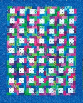 King's Ransom Quilt Pattern By 4th & 6th Desgins (Barbara Persing and Mary Hoover)