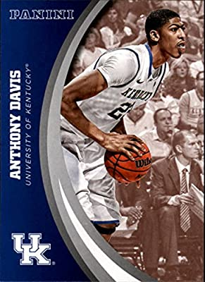 2016 Panini Kentucky #33 Anthony Davis