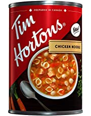 Tim Hortons Chicken Noodle Soup, Ready-to-Serve, 540mL Can