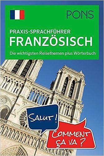 Pons Praxis Sprachführer Französisch Die Wichtigsten