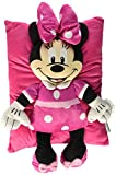 Disney Minnie Mouse Bow Plush Character Pillow