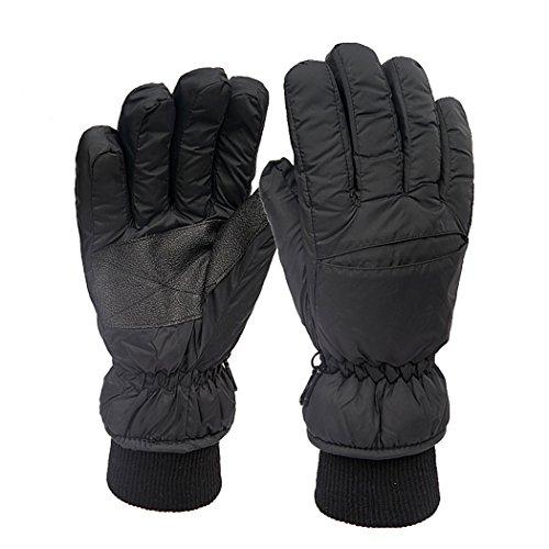 Winter Gloves JJseason Mens Ski Gloves Extreme Snowboard and Warm Gloves, Waterproof & Windproof, Winter Sports Thermal Heat Warmth