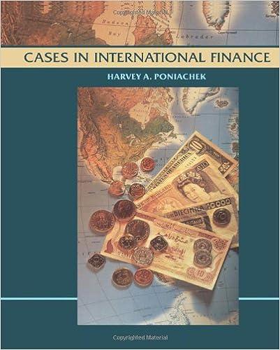 Cases in International Finance, Case Studies (Wiley Series in Finance)
