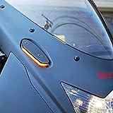 Suzuki GSXR 600/750/1000 Mirror Block Off Turn Signals - New Rage Cycles