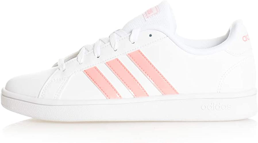 adidas donna scarpe bianca grand court