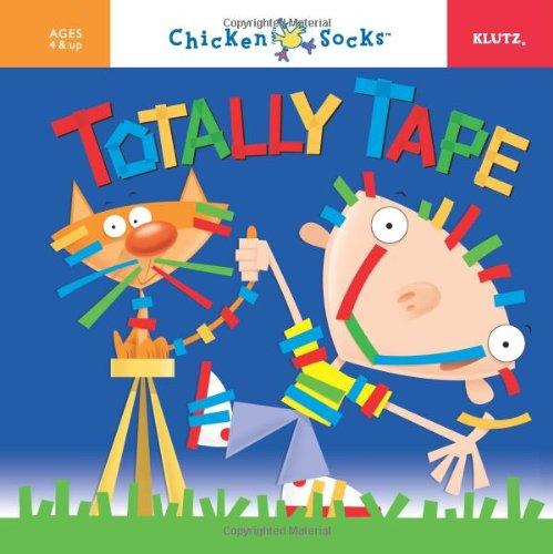 Chicken Socks Totally Tape - Totally Tape