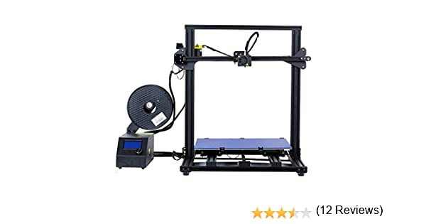 Creality 3D Impresora 3D CR-10 S4 Prusa i3 con Doble z Le ...