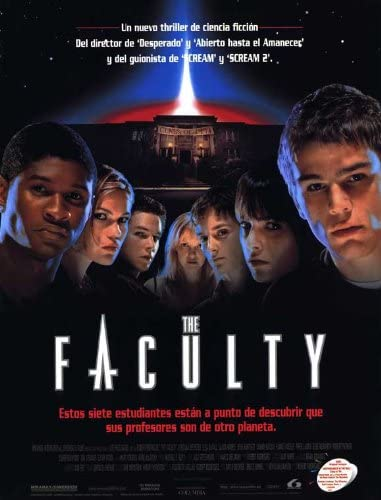 Amazon.com: Movie Posters The Faculty - 11 x 17: Posters & Prints