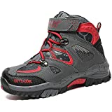 Littleplum Kid Snow Boots for Boys Snow Shoes Winter Boots for Girl Sneaker Hiking Boots Outdoor Anti-Slip Boots(Toddler/Little Kid/Big Kid)