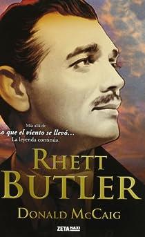 RHETT BUTLER par Mccaig