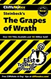 CliffsNotes on Steinbeck's The Grapes of Wrath (Cliffsnotes Literature Guides)