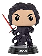 Funko POP Star Wars: Episode 7: The Force Awakens Figure - Kylo Ren (Fighting Pose)