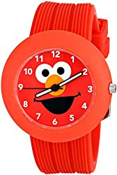Sesame Street SW614EL Elmo Rubber Watch Case
