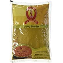 Laxmi Curry Powder, Traditional Indian Cooking Spices - 7oz (200g)