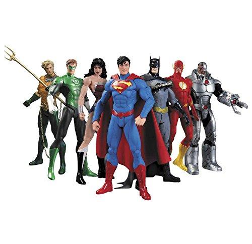 justice league action figures - 3