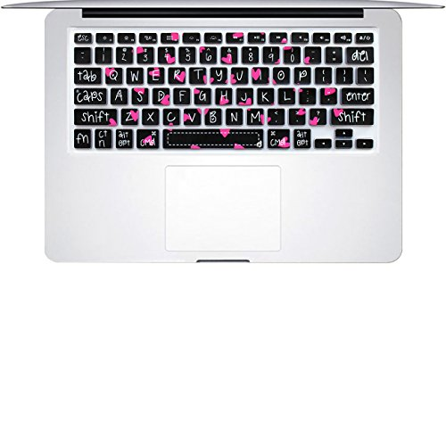 Masino Silicone Keyboard Cover Skin for 2015 or Old Version MacBook Air 13