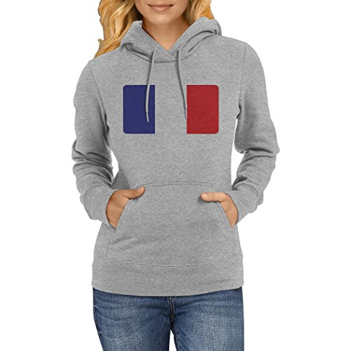 France map - Funny Stylish Women Hoodie! Great present!