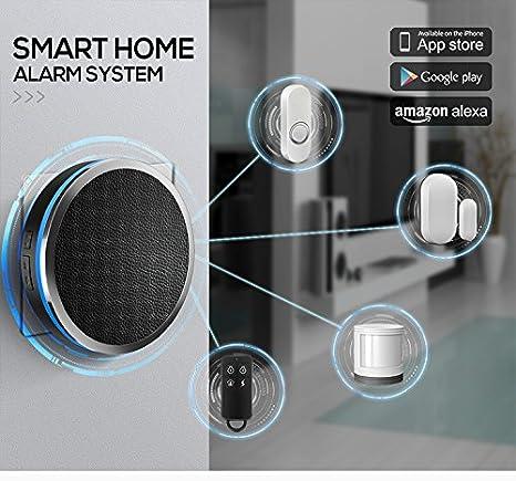 Sistema de Alarma de Seguridad para el hogar con WiFi ...