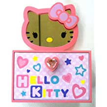 Hello Kitty Jewelry Box with Removable Mirror