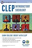 img - for CLEP  Introductory Sociology Book + Online (CLEP Test Preparation) book / textbook / text book