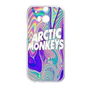 Happy Arctic Monkeys Hot Seller Stylish Hard Case For HTC One M8