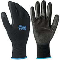20-Pack Grease Monkey Large Gorilla Grip Gloves