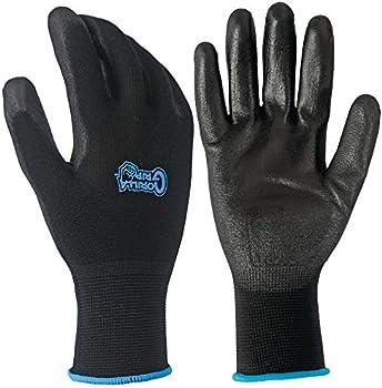 20-Pack Grease Monkey Large Gorilla Grip Gloves
